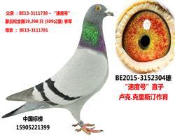 蒙吕松全国19,298羽