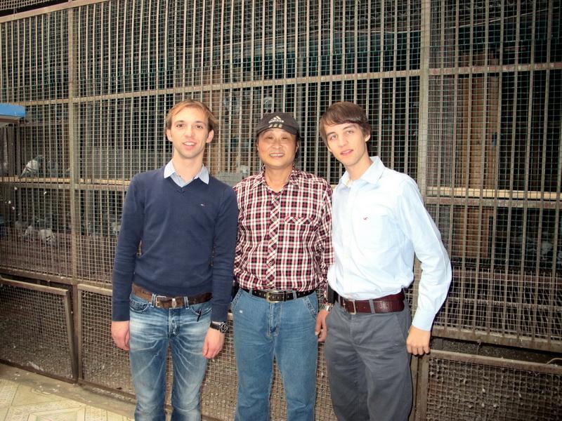 乔斯.佛卡门儿子与邓辉先生