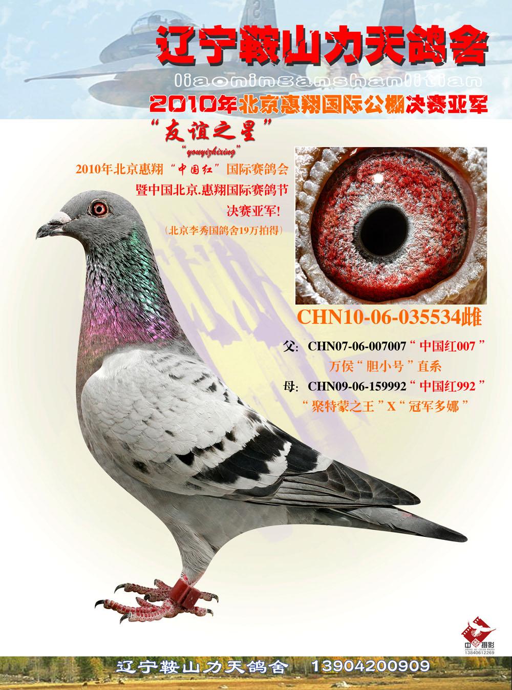 北京惠翔决赛亚军