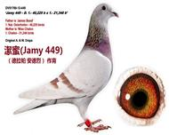 ��蜜(Jamy 449)