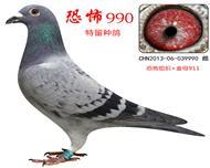 恐怖990