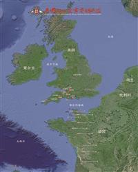 麦克唐纳地图