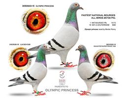 奥林匹克公主