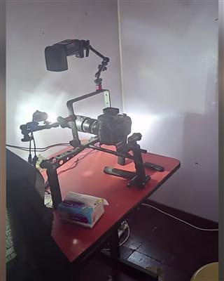 赛鸽摄影单反相机1