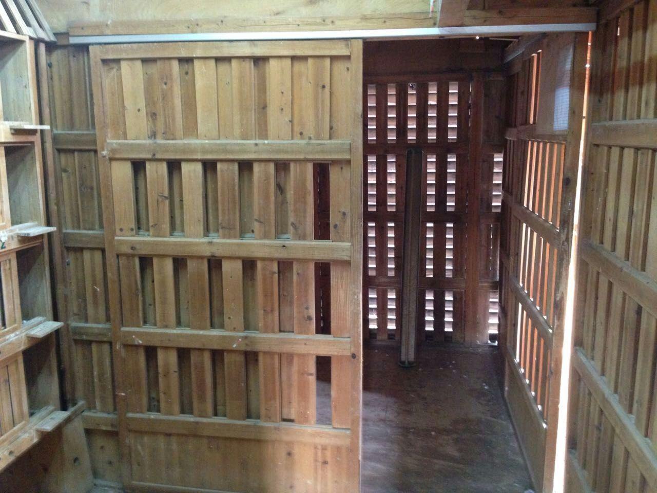 深圳野生动物园 笼子